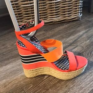 Jessica Simpson Wedges for summer!